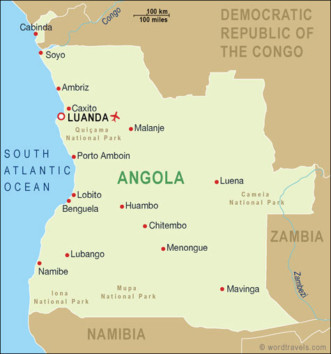 Safety Valves In Angola