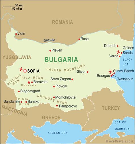 Safety Valves In Bulgaria