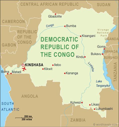 Safety Valves In Congo