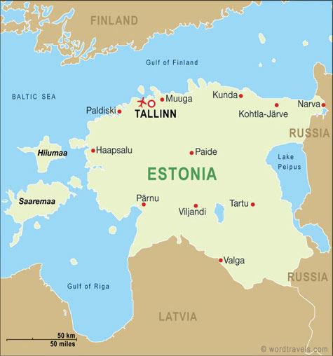 Safety Valves In Estonia