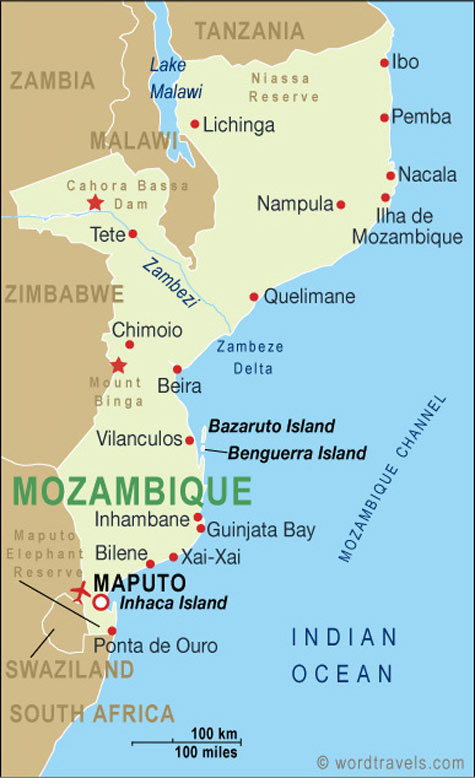 Safety Valves In Mozambique
