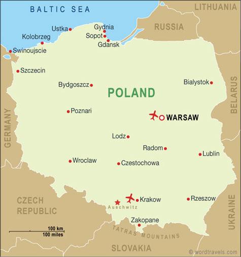 Sefety Valve In Poland