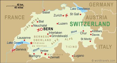 Safety Valves In Switzerland