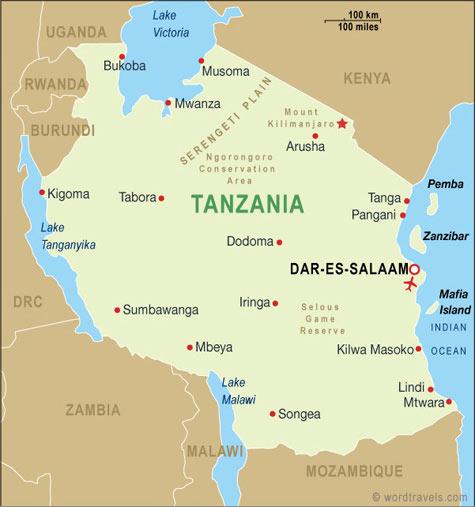 Safety Valves In Tanzania