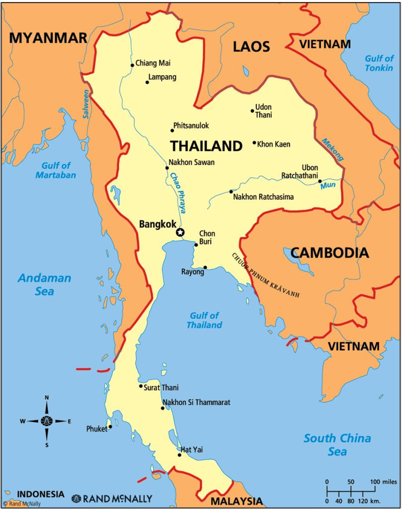 Safety Valves In Thailand