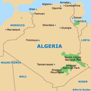 Safety Valves In Algeria