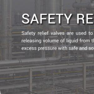 Industrial Safety Valve Supplier