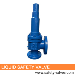 Liquid & Safety valve