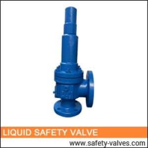 Liquid Safety Valve Supplier India