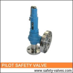 Pilot Safety Valve