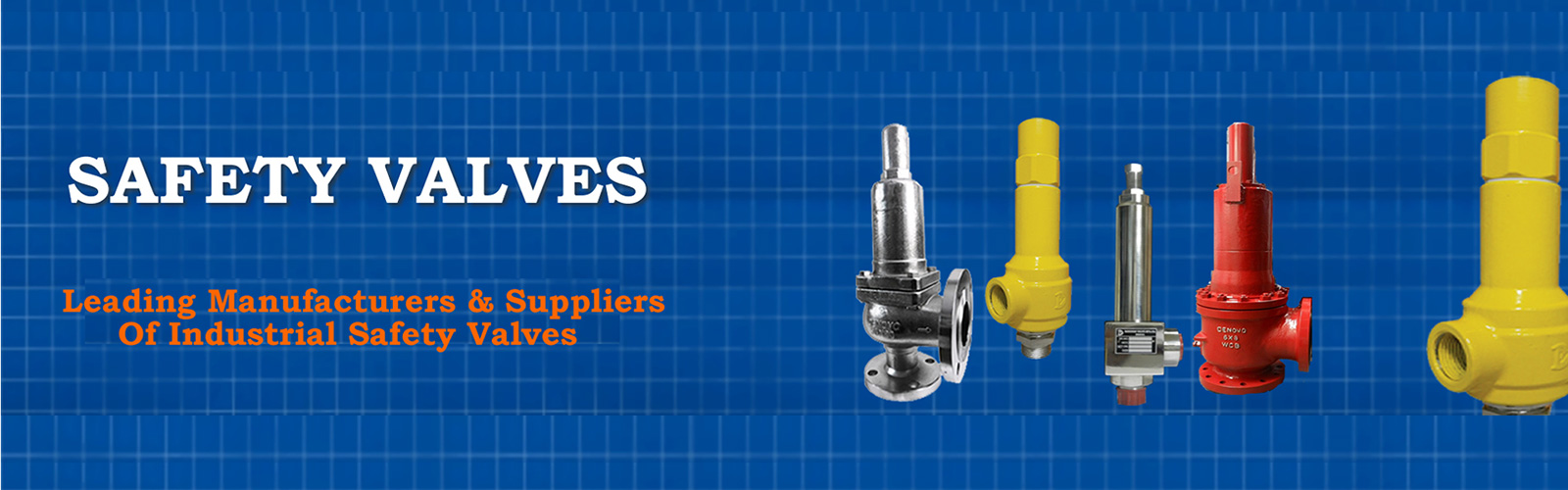 Safety Valves Manufacturer