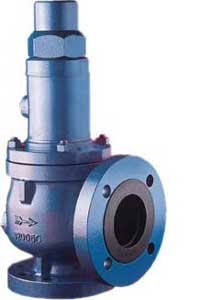 Balanced Safety Relief Valves