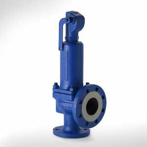 Leser Type Safety Relief Valve
