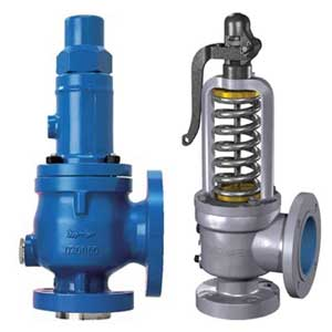 Power Actuated Safety Relief Valve